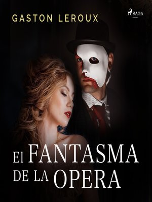 cover image of El Fantasma de la Ópera